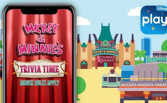 Mickey & Minnie's Trivia Time