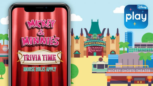 Mickey & Minnie's Trivia Time