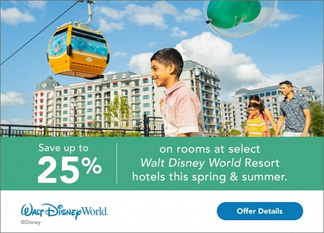 Walt Disney World Sun and Fun Special