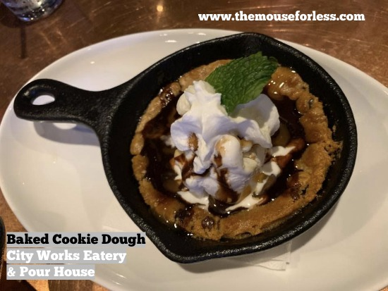 City Works Eatery Cookie Dough