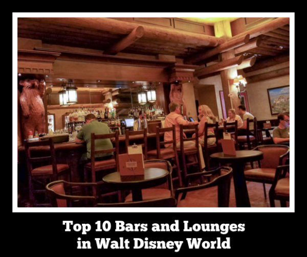 Top 10 Bars and Lounges