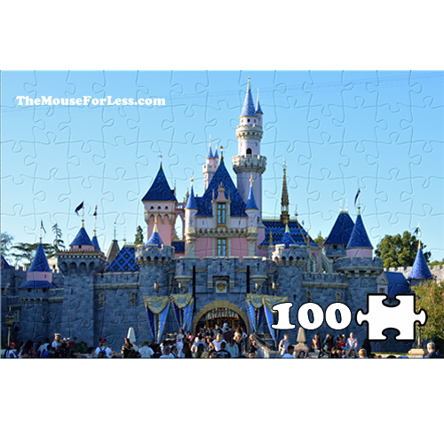 Sleeping Beauty Castle Puzzle