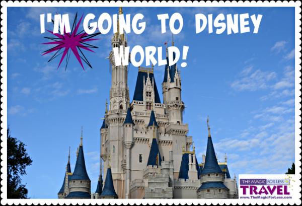 Follow The Magic to Walt Disney World