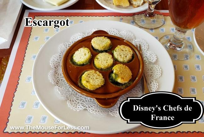 Les Chefs De France Escargot