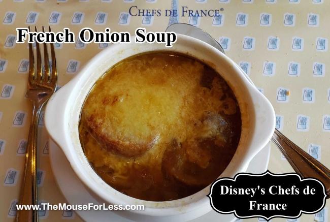 Les Chefs De France French Onion Soup