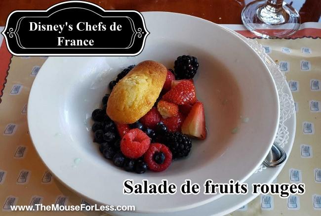 Les Chefs de France Fruit Salad