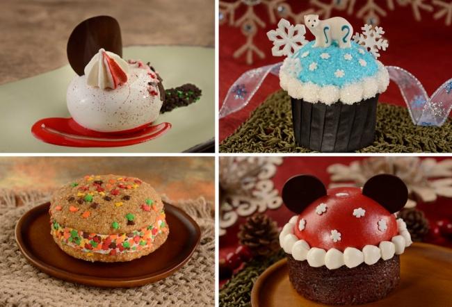 holiday treats at Walt Disney World