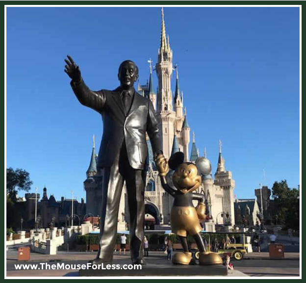 2021 Walt Disney World Military Discounts