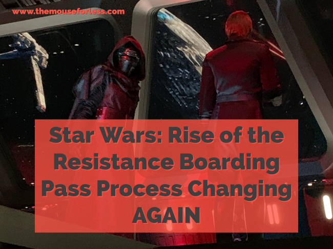Star Wars: Rise of the Resistance