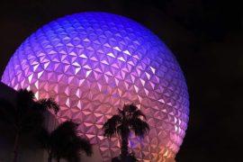 Epcot Disney New Years Eve