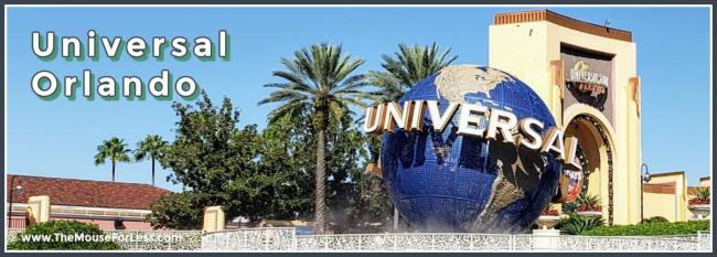 Universal Studios Savings