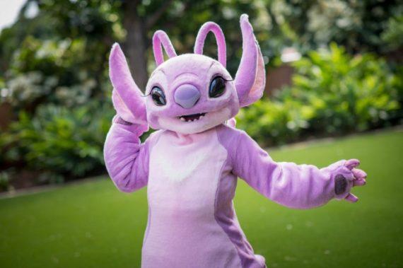 Angel - Stitch's Girlfriend at Aulani - A Disney Resort & Spa