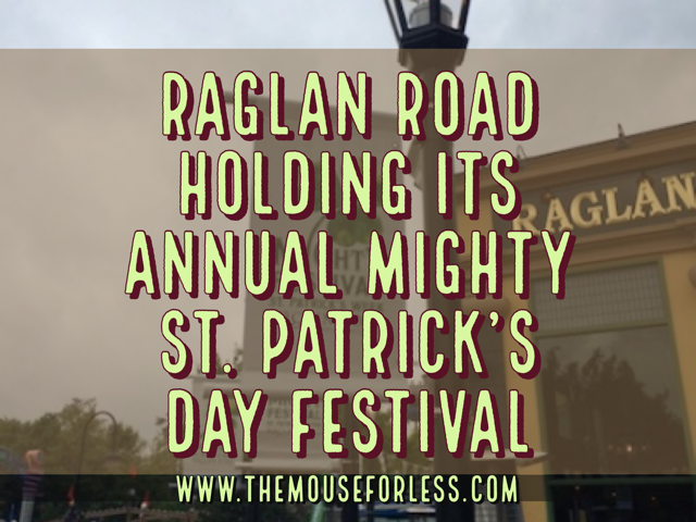 Mighty St. Patrick's Day Festival