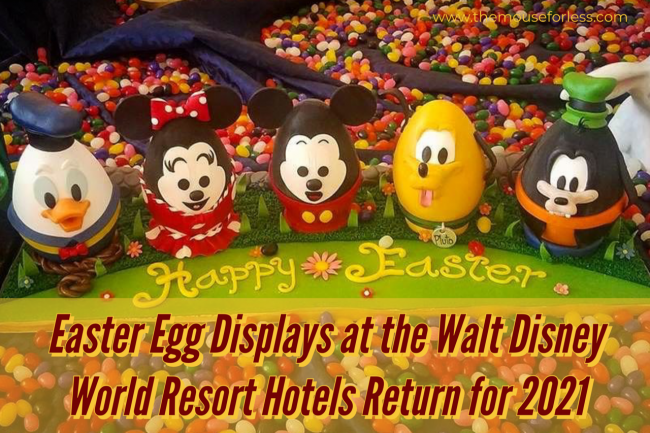 Easter Egg Displays