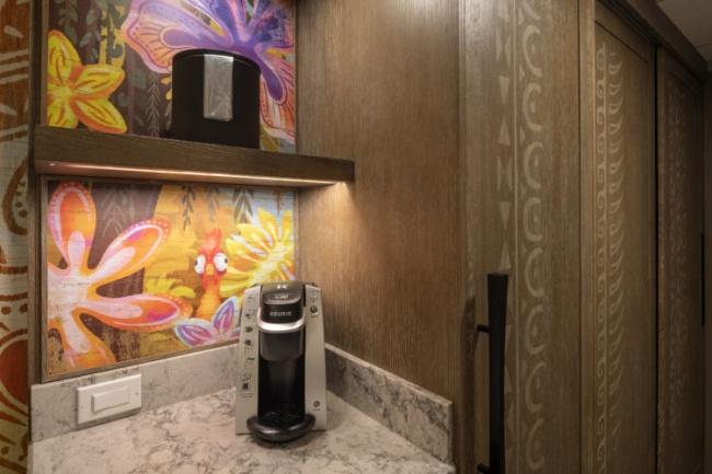 Moana Inspired Rooms