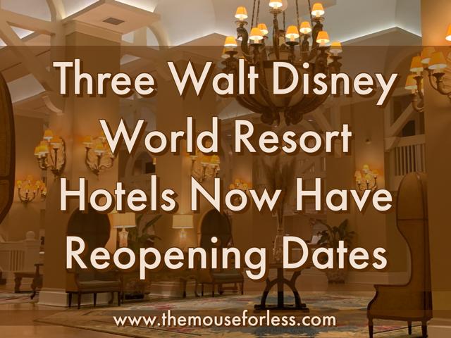 Walt Disney World Resort Hotels