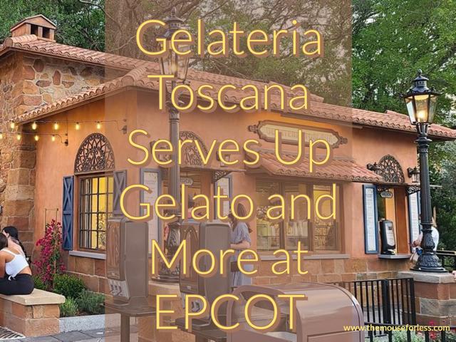 Gelateria Toscana Now Open
