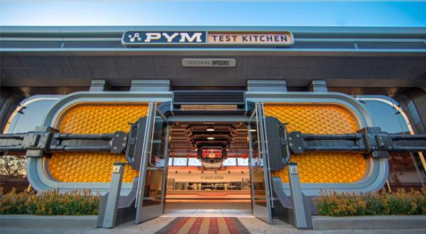Pym Test Kitchen