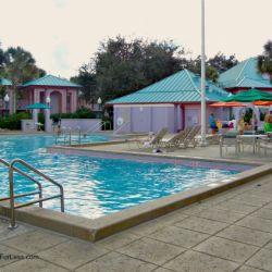 Caribbean Beach Quiet Pool