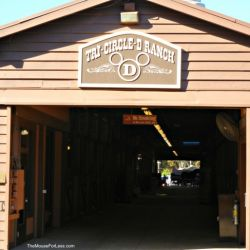 Fort Wilderness Resort and Campground Ranch