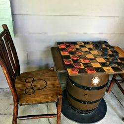 Fort Wilderness Resort and Campground Checkers
