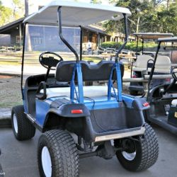 Fort Wilderness Resort and Campground Golf Cart