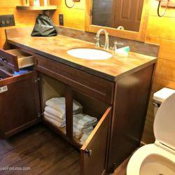Fort Wilderness Bathroom Sink