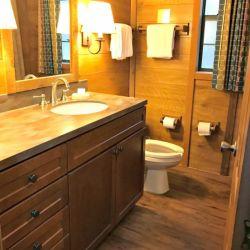 Fort Wilderness Bathroom