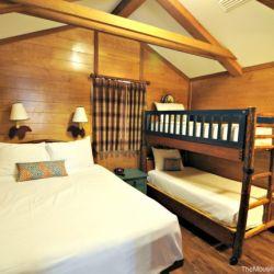 Fort Wilderness Bedroom