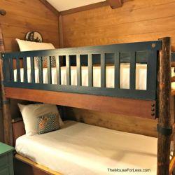 Fort Wilderness Bunk Beds