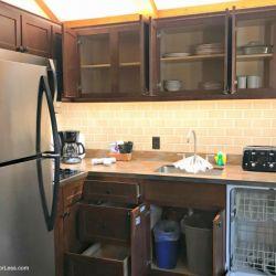 Fort Wilderness Open Kitchen