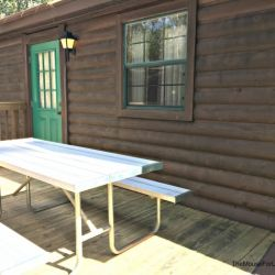 Fort Wilderness Picnic Table