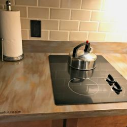 Fort Wilderness Stove Top