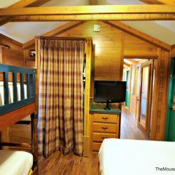 Fort Wilderness Bedroom Closet