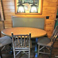 Fort Wilderness Kitchen Table
