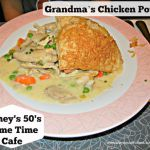 Disney's 50's Prime Time Cafe Entree