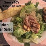 Disney's 50's Prime Time Cafe Entree