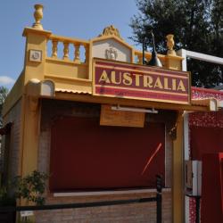 Epcot Food & Wine Festival - Australia Booth