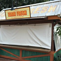 Epcot Food & Wine Festival - Farm Fresh Booth