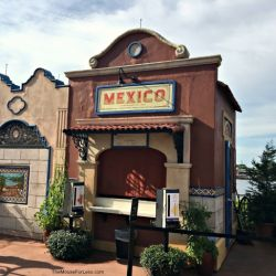 Epcot Food & Wine Festival - Mexico Booth