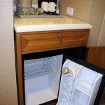 Beach Club Resort Room Refrigerator