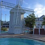 Stormalong Bay Windmill