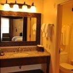 Coronado Springs Resort Rooms Bathroom