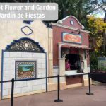 Epcot Flower and Garden-Jardin de Fiestas