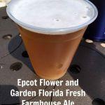 Epcot Flower and Garden Florida Fresh