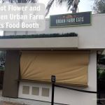 Epcot Flower and Garden-Urban Farm Eats