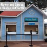 Epcot Flower and Garden-La Isla Fresca