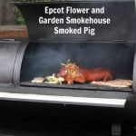 Epcot Flower and Garden Smokehouse