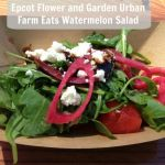 Epcot Flower and Garden-Urban Farm Eats