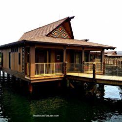 Disney's Polynesian Village Bungalow
